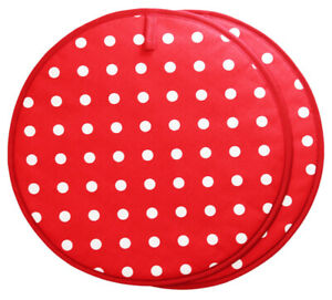 Norfolk Sewing Belle Chefs Pad/Hob cover AGA Compatible - Pair