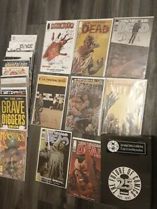 25th image anniversary Blind Box : Comic Book Collection ( Added Signed Issues )