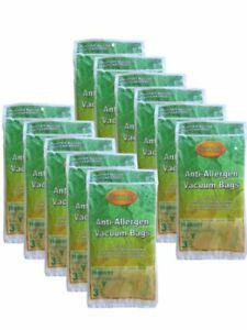 33 Hoover HEPA Allergy Y Bags WindTunnel 43655109 4010100Y 4010801Y AH10060DTAH1