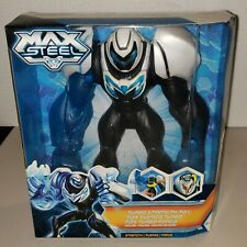 "Turbo Strength Max from Max Steel 12"" Action Figure by Mattel New 2012"