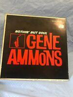 GENE AMMONS Nothin' But Soul LP 1960's WINLEY RECORDS Soul-Jazz  #4641