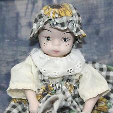VINTAGE morbido da baby doll, la Cina TESTA, BRACCIA & GAMBE. Abito fatto a mano ecc.