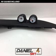 13 15 Honda Civic - Dual Gauge Pod 52mm (OEM) Dash Trim Bezel