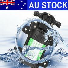 AU DC 12V 0.48mpa 3Lpm Water Pump Self-Priming High Pressure For Caravan Camping