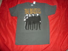 The Beatles Charcoal T Shirt XXL  2011 Apple Corps New w/ Tag H7