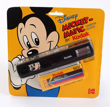 KODAK DISNEY MICKEY-MATIC IN A SEALED BLISTER PACK, UNTESTED, AS-IS/cks/201077