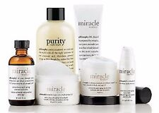 Philosophy MIRACLE WORKER NECK CREAM -PURITY-RETINOID PADS- SOLUTION & MORE! KIT
