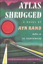 Atlas Shrugged by Ayn Rand (2004, Paperback, Centennial Anniversary)