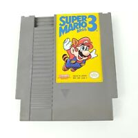 Super Mario Bros 3 NES Nintendo video game