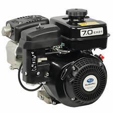 """Subaru EX21 211cc 7HP OHC Horizontal Engine, 3/4"""" x 2.3"""" Crankshaft, 3/16"""" Ke..."""
