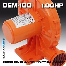 Contair® DEM-100 1HP Inflatable Bounce House Jumper Blower Fan Motor Pump Air