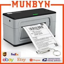 Munbyn 4x6 Shipping Label Printer 150mms High Speed Direct Thermal Label Maker