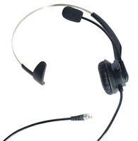 T400 Headset Headphone For Meridian Norstar M7208 M7310 M7324 T7208 T7316 T7316E