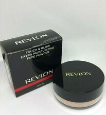 Revlon Touch & Glow Extra Moisturizing Translucent Loose Powder Face 24G.
