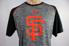 Men's SAN FRANCISCO GIANTS Under Armour Heat Gear Shirt XL