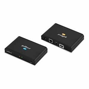gofanco HDMI HDbitT CAT5e/6 Extender 1080p with Loopout-120m (HDbitTPRO)