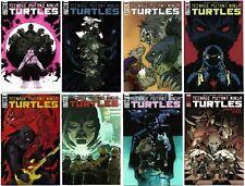 Teenage Mutant Ninja Turtles #113-119 + Annual - 1st Appearance Tokka, Rahzar