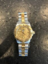 Tag Heuer Two Tone Ladies Watch