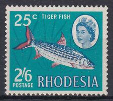 Rhodesia 1968 ** Mi.78 Fische Fish Freimarke Definitive [st3478]