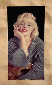 """Marilyn Monroe Towel Beach 55"""" Summer Bath Pool Gym Pretty Woman"""
