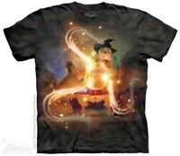 Magic Squirrels Kids T-Shirt by The Mountain. Cute Animal Sizes S-XL Youth NEW