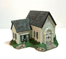 Lang Village, Light Up House, Meadowbrook Farm Egg House, Original Box, 1996
