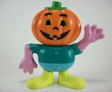 1989 Burger King TRICKY TREATERS Halloween Kids Meal toy GOURDY GOBLIN pumpkin