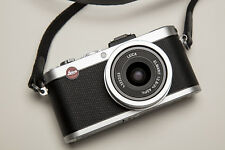 Leica X X2 16.1MP Digital Camera - Silver