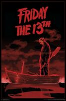 FRIDAY THE 13TH Poster Art Silk Horror Movie Poster 13x20 32x48inch J371