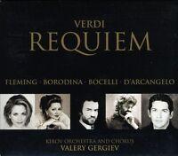 Andrea Bocelli, Renée Fleming, G. Verdi - Requiem [New CD]