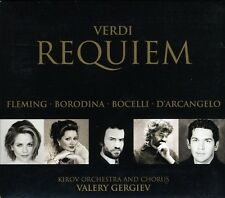 Andrea Bocelli, Renée Fleming, G. Verdi - Requiem [New CD]