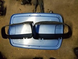 2004 2005 2006 07 08 2009 JAGUAR XJ8 XJ8L VANDEN PLAS LEFT RIGHT GRILLE INSERTS