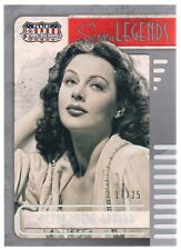 2015 Panini Americana PLATINUM SCREEN LEGENDS PARALLEL INSERT #7 / HEDY LAMARR