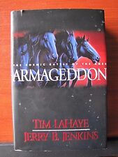 Armageddon: The Cosmic Battle of the Ages 11: Left Behind- by Tim LaHaye 2003 HC