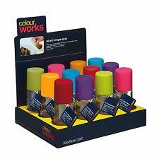 kitchenCraft Colourworks  Fine Mist Oil Sprayers