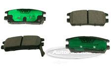 Disc Brake Pad Set-Ceramic Pads Rear Tru Star CBP567