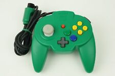 Hori Nintendo 64 Hori Pad Mini Green Controller N64 From Japan
