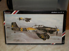 Special Hobby 1/48 Junkers Ju 87a Model Kit Factory SH48007