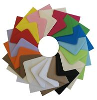 """5"""" Square Coloured Envelopes 130x130mm Crafts Greeting Cards & Party Invitations"""