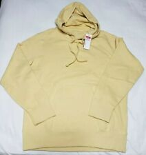 NEW Antigua Men's Pullover Hoodie Vegas Gold Fleece Inside Size L Large
