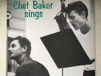 Sings [Limited Edition] by Chet Baker (Vinyl, Feb-2015, DOL)