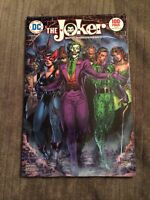 THE JOKER 80TH ANNIVERSARY SPECIAL Jim Lee Variant [DC, 2020]