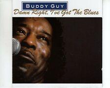 CD BUDDY GUYdamn right i've got the bluesVG++ (A3628)