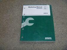 Volvo Penta XDP-B Stern Drive Unit Workshop Shop Service Repair Manual