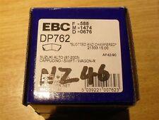 Front brake pads, Suzuki Cappuccino 660cc turbo, EBC, 4 pad set