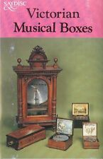 VICTORIAN MUSICAL BOXES National Songs Of Britain tape