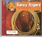 (DV693) Kenny Rogers, Country Classics - 1997 CD