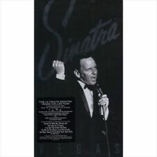 Frank Sinatra: Vegas - (4 CD + 1 DVD) Box Set BRAND NEW FACTORY SEALED!