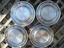 1957-57 PONTIAC HUBCAPS CENTER CAPS WHEEL COVERS WHEELS