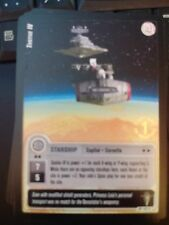 Star Wars Jedi Knights Scum and Villainy TCG B7 131C Tantive IV 1st Day Printing